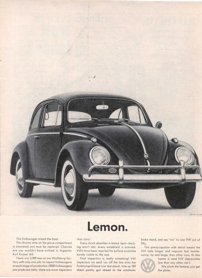The ad that changed advertising