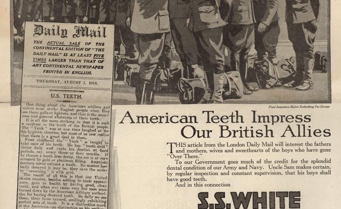 Advertising in World WarI
