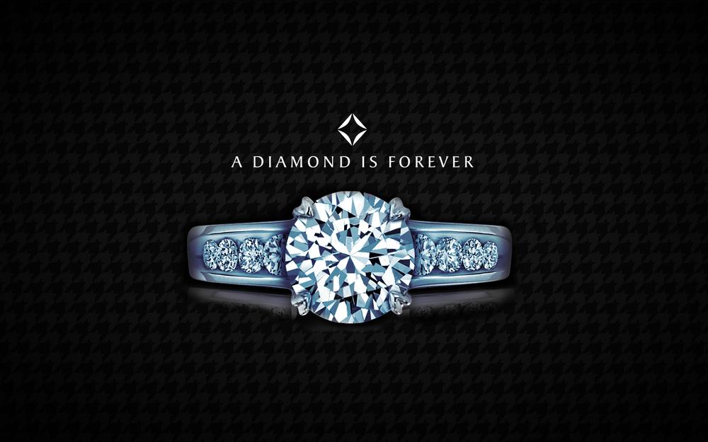 Diamonds Are Bullshit Better Copy